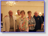 Fenwick Lions Attend the P.S.T.M. Dinner
